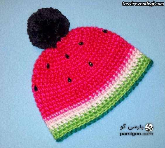 کلاه هندوانه ای ویژه یلدا