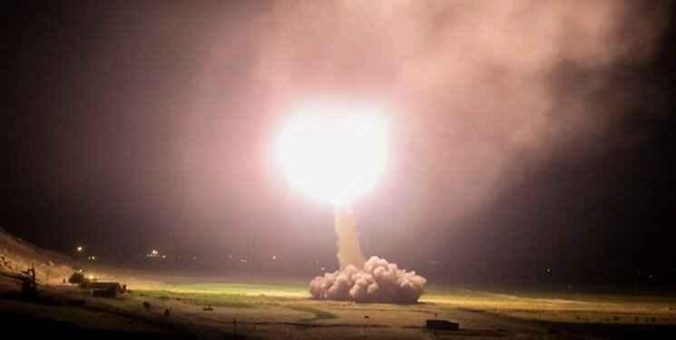 حمله ایران به پایگاه آمریکایی عین الاسد