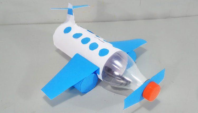ساخت اسباب بازی با بطری نوشابه
