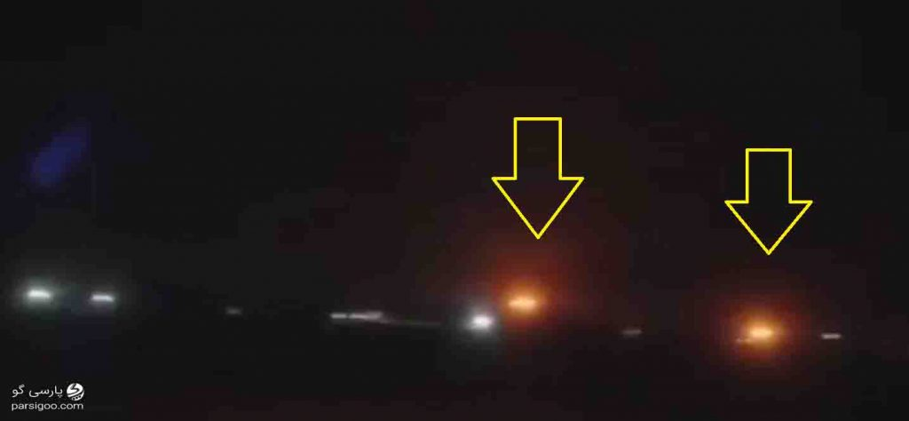سقوط هواپیمای اوکراین به علت خطای انسانی و شلیک موشک. لحظه سقوط