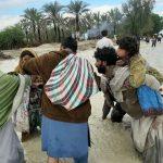 سیستان و بلوچستان را آب برد