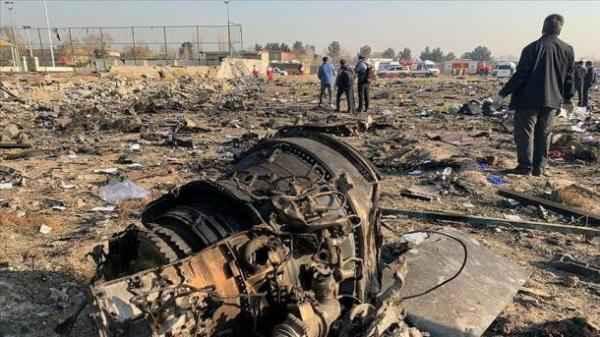 لاشه هواپیمای اوکراینی و گفتگو با تنها بازمانده پرواز