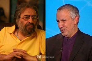 پاسخ عطاء الله مهاجرانی به مسعود کیمیایی هنگام گلایه و قهر نیست