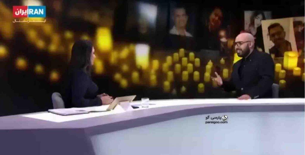 گفتگوی نریمان غریب با شبکه اینترنشنال فارسی
