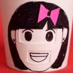 بازی تشخیص حالت چهره برای کودکان 3 سال به بالا با لیوان یک بار مصرف