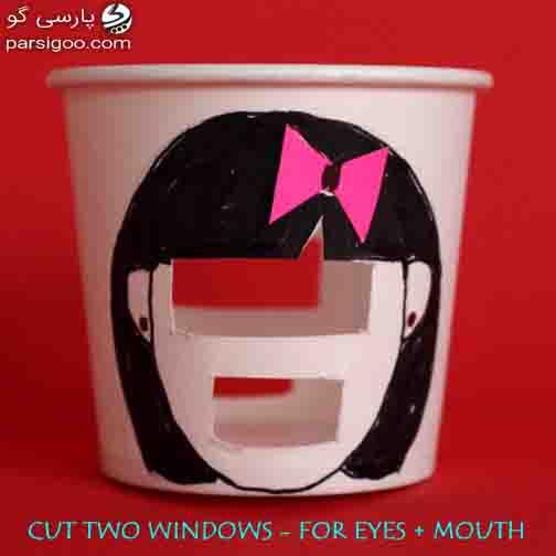بازی تشخیص چهره دخترانه برای کودکان تصویر دوم