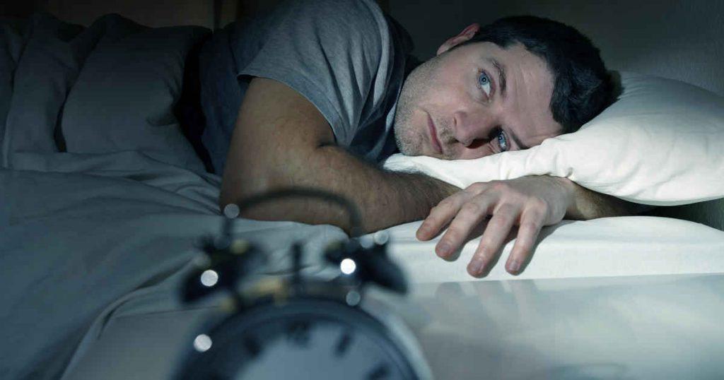 خواب ناکافی خواب بد و بد خوابی و بی خوابی
