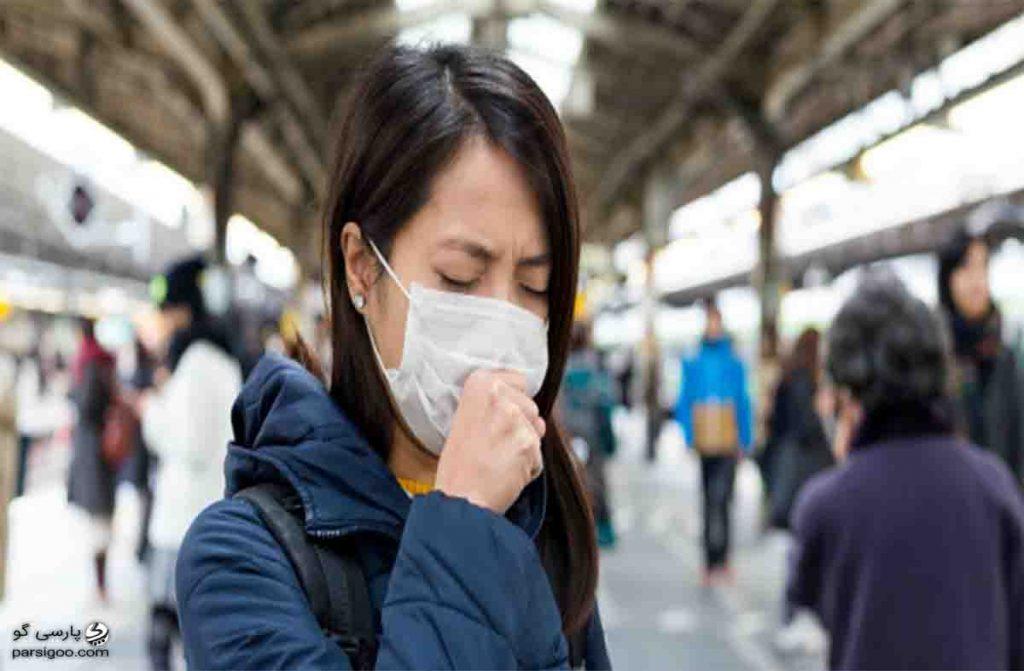 ماسک بر ویروس کرونا اثر ندارد ماسک نخرید