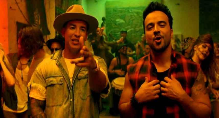 اهنگ Despacito پربازدیدترین اهنگ یوتوب