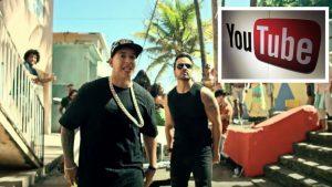 پربازدیدترین موزیک ویدیو یوتوب