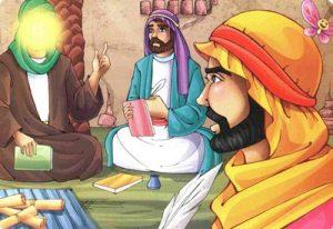 امام صادق ع و دوستی با دیگران دوستان امام صادق علیه السلام