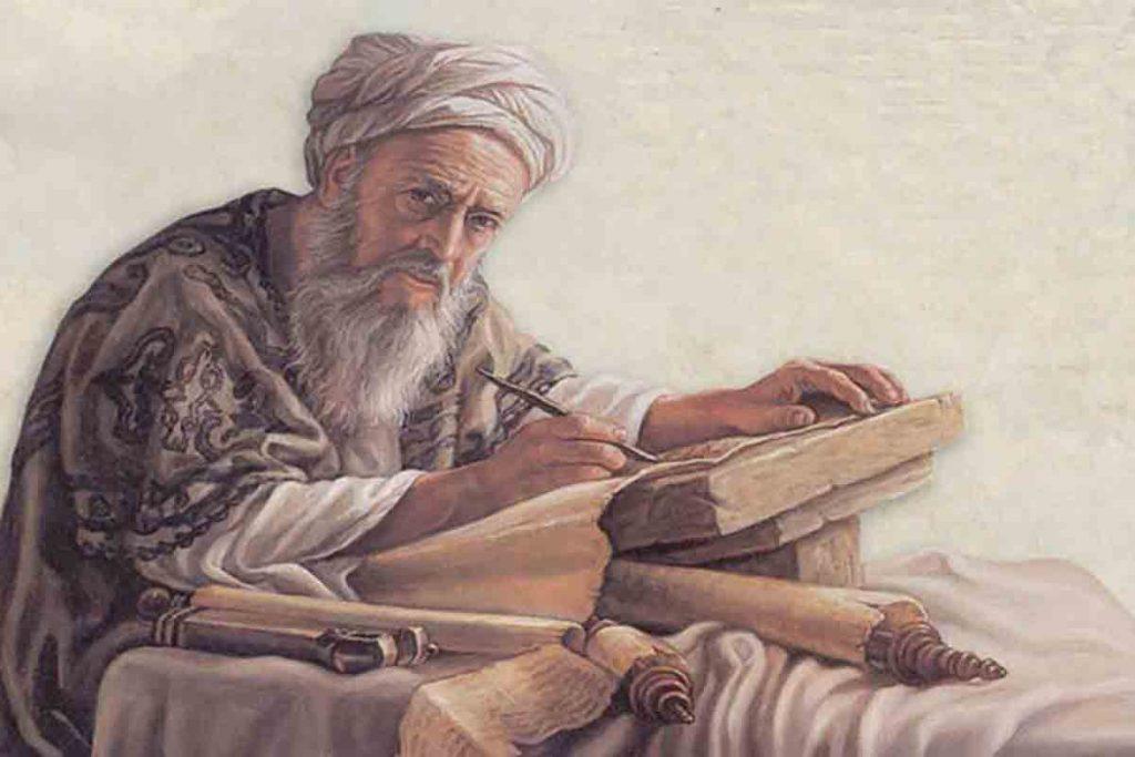 عالم دینی نقاشی دانشمند عالمبزرگ عالمفروتن دانشمندخوش اخلاق
