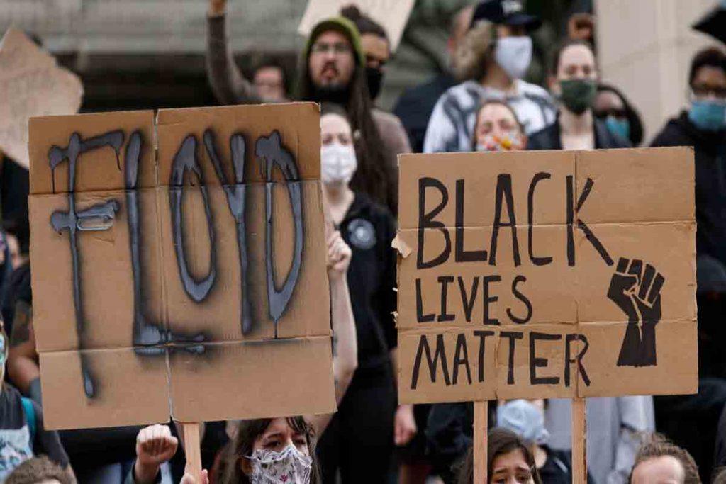 اعتراضات مردمی در آمریکا