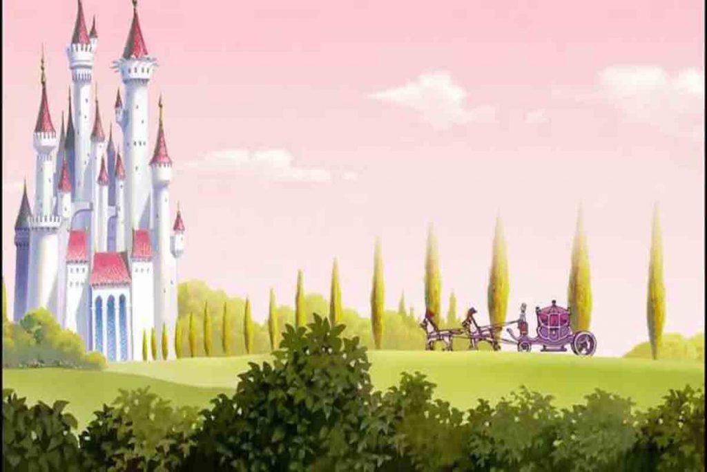 کاخ عجیب اردشیر کاخ شاهانه کاخ پادشاه نقاشی کاخ شاه