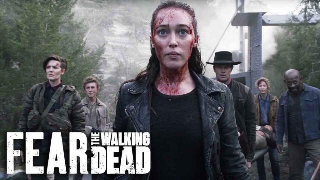 سریال Fear the Walking Dead از مردگان متحرک بترسید