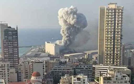 علت انفجار بیروت و ارتباط آن با جریان استکبار جهانی