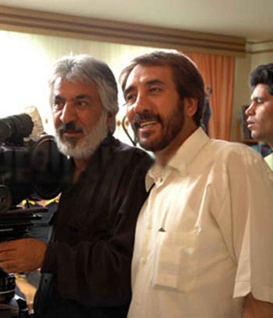 کریم آتشی کارگردان سینما
