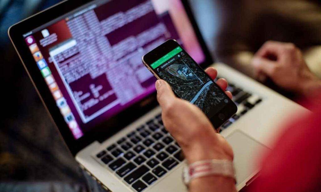 از کجا بفهمیم گوشی ما هک شده است هک تلفن همراه