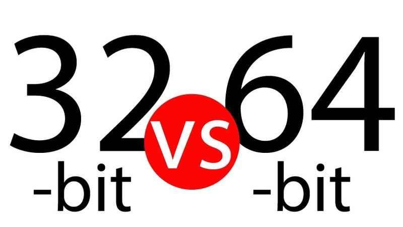 تفاوت x86 یا x64 چیست