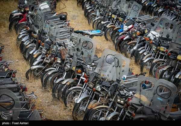 جزئیات طرح آزادسازی موتورسیکلت توقیفی