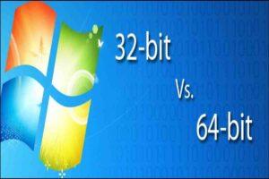 x86 یا x64