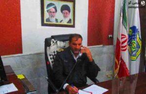 ارتباط تلفنی رئیس پلیس راهنمایی استان یزد