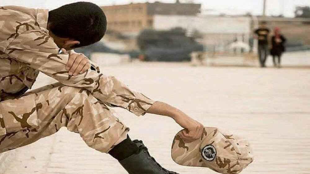 ماجرای سیلی خوردن سرباز بابلی