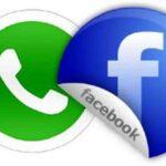 واتساپ و فیس بوک
