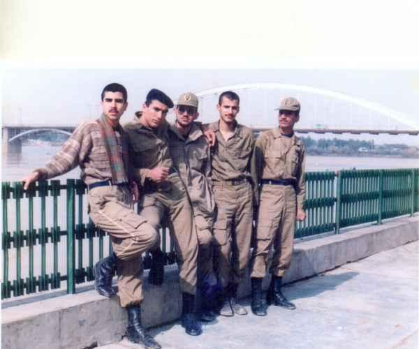 خاطرات خدمت و سربازی با سن بالا