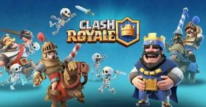آموزش بازی کلش رویال Clash Royale بازی گوشی بازی کلش موبایل