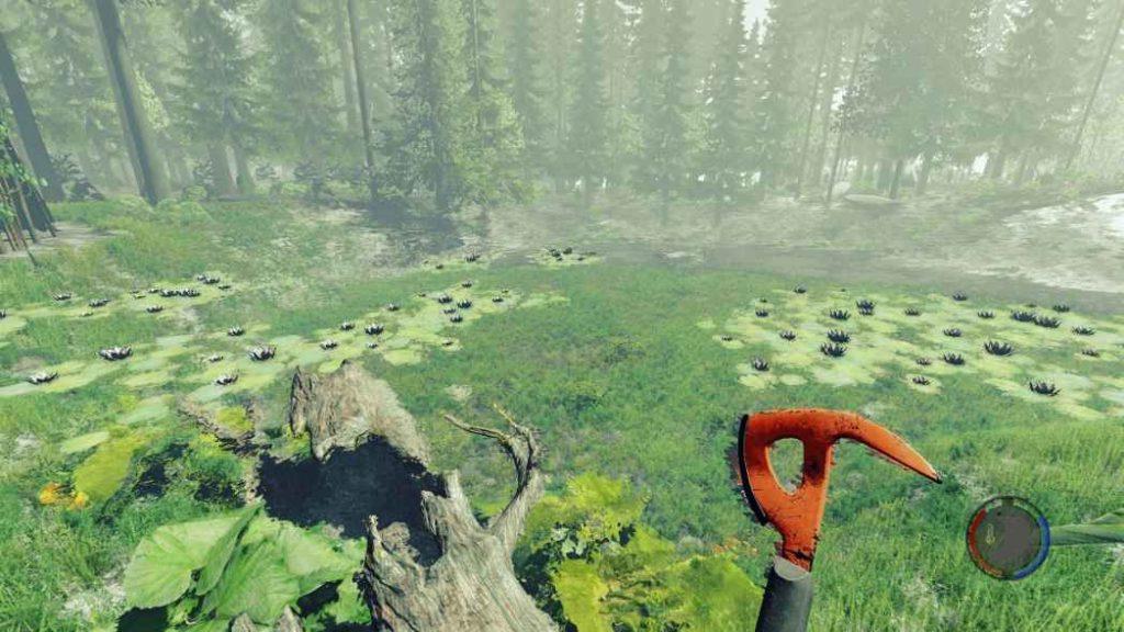 آموزش بازی The Forest بازی ترسناک ژانر ترس و بقا