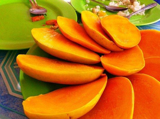انبه و خواص شگفت انگیز آن میوه انبه