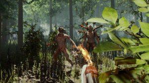 بازی The Forest بازی ترسناک ژانر ترس و بقا